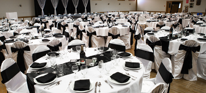 If you're having a banquet or social, consider The Colombo Lodge.